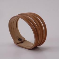 Bracelet lanières